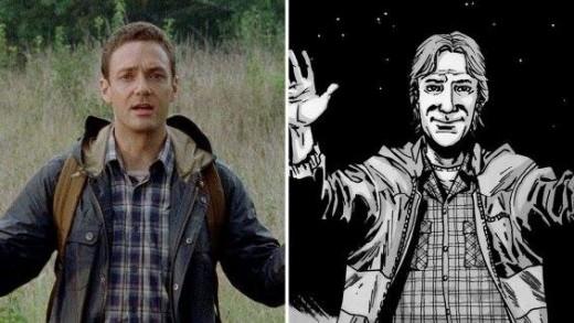 ¿Conocéis al nuevo personaje de The Walking Dead