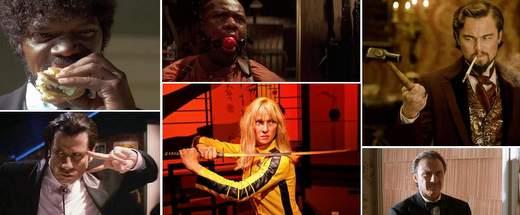 Especial mejores películas de Quentin Tarantino.