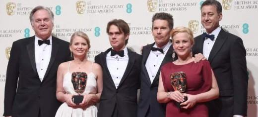 Ganadores de los Premios BAFTA 2015