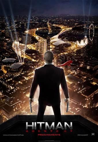 Póster y Trailer de Hitman: Agente 47