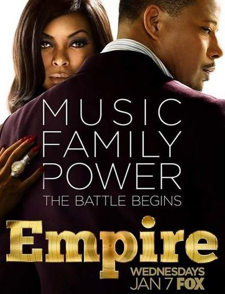 Póster de la serie de TV Empire