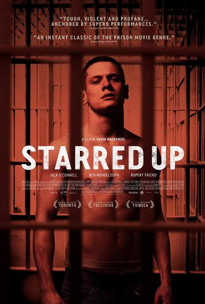 Póster de Convicto (Starred up)