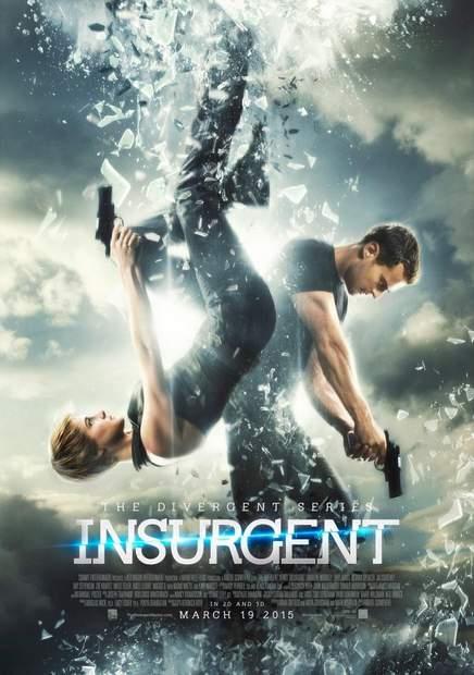 Póster de la serie Divergente: Insurgente