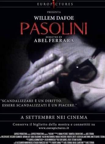 Póster de Pasolini