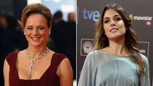 Emma Suarez y Adriana Ugarte en lo nuevo de Almodóvar