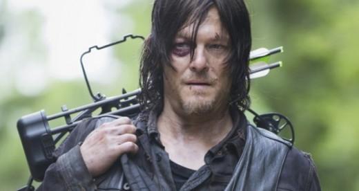 Final de la quinta temporada de The Walking Dead
