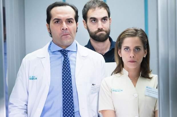 Estreno de la serie de Antena 3 Allí Abajo