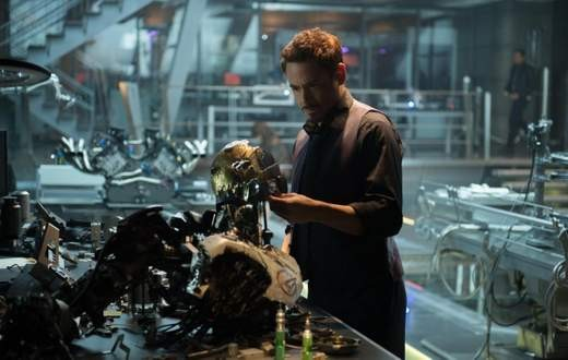 Crítica de Los Vengadores 2: La era de ultrón
