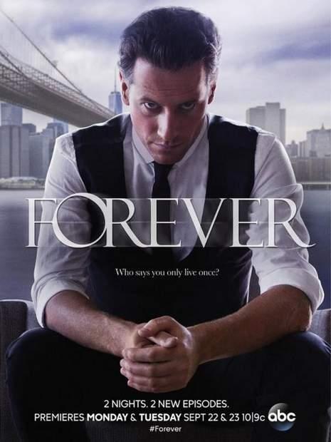 Póster de la serie de TV Forever