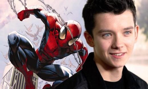 Asa Butterfield será el nuevo spiderman