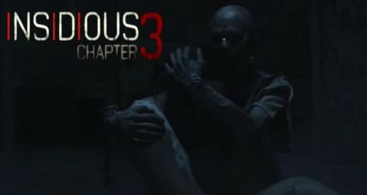 Banner de Insidious: Capítulo 3