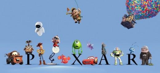 Nuevos trabajos de Pixar y Disney