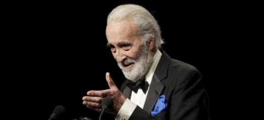Muere Christopher Lee a los 93 años