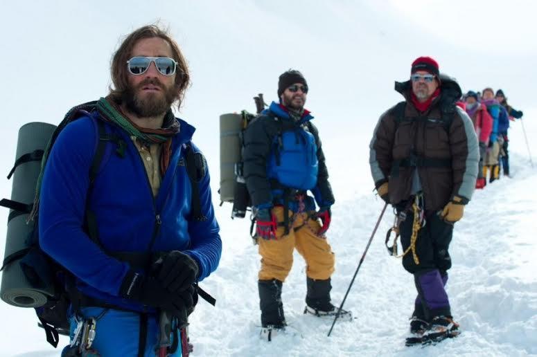 Everest protagonizada por Jake Gyllenhaal