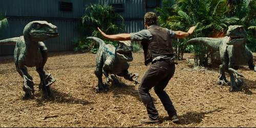 Críticas de Jurassic World
