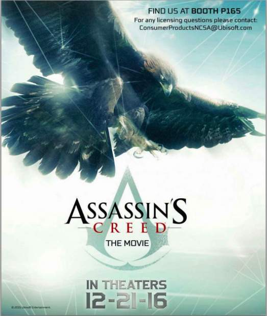 Imagen promocional Assassin's Creed