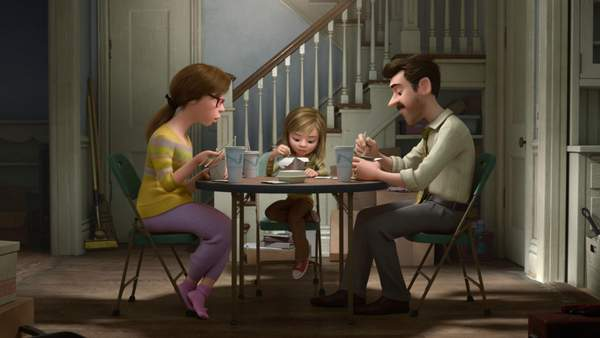 Crítica de Del revés (Inside Out)
