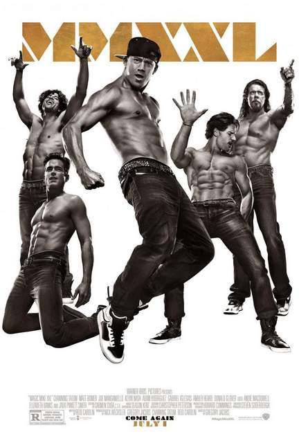 Póster de Magic Mike XXL