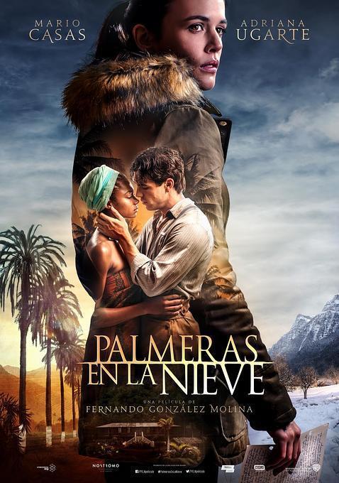 Póster y Trailer de Palmeras en la nieve