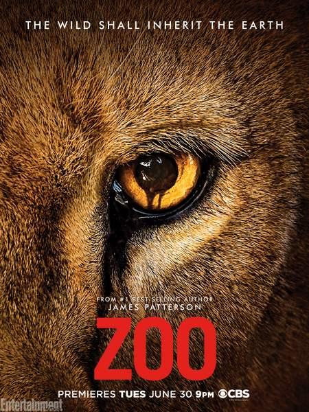 Póster de la serie Zoo