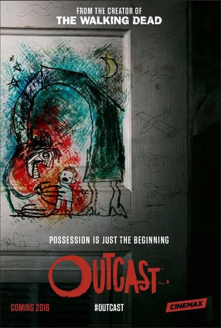 Póster de la serie Outcast