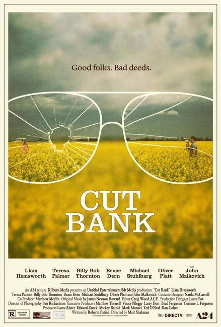 Póster de Cut Bank