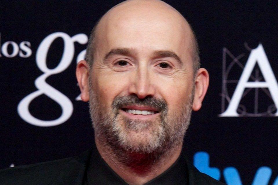 Imagen actor español Javier Cámara Premios Goya