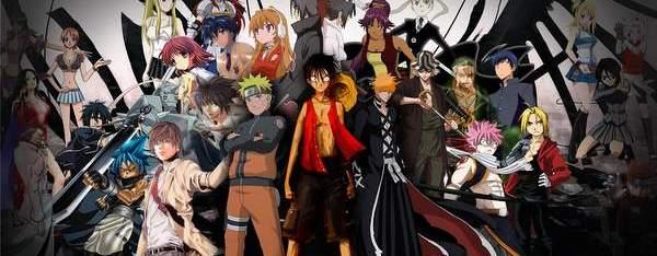Especial Cineralia de las mejores series de anime japonés