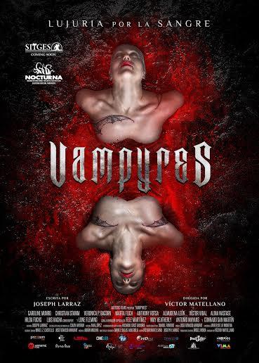 Póster de Vampyres