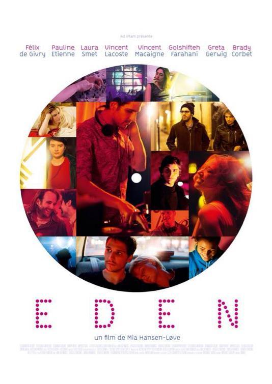 Póster de Eden