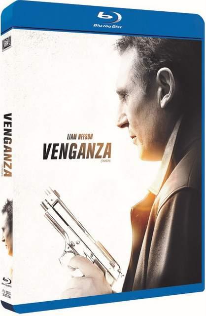 Estreno Blu-ray de Venganza