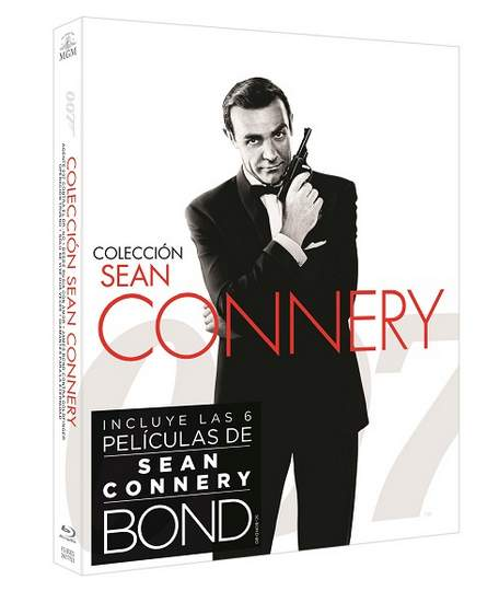 coleccion-sean-connery-james-bond