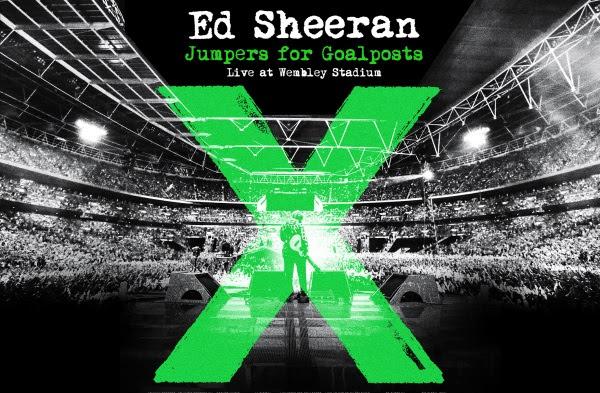 Imagen de Ed Sheeran Jumpers for Goalposts