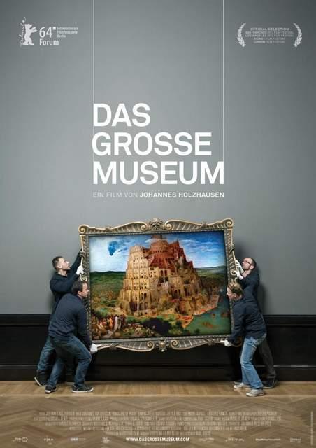 Póster de El Gran Museo