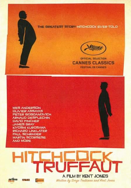 Póster de Hitchcock/Truffaut