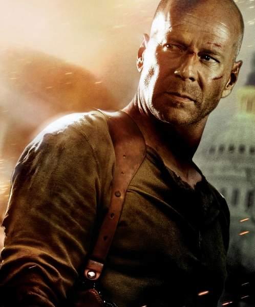 Bruce Willis en Jungla de Cristal 6