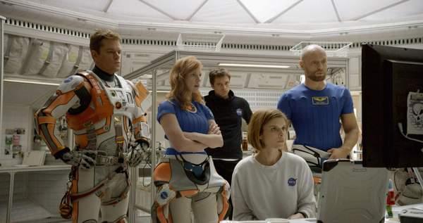 Crítica de Marte (The Martian)