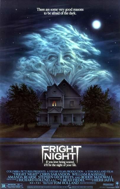 Noche de Halloween noche de miedo