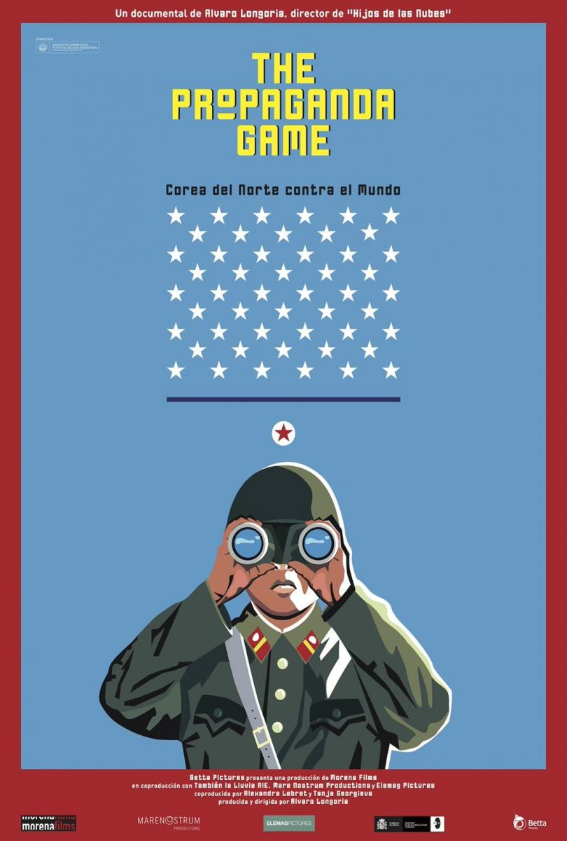 Póster de The Propaganda Game