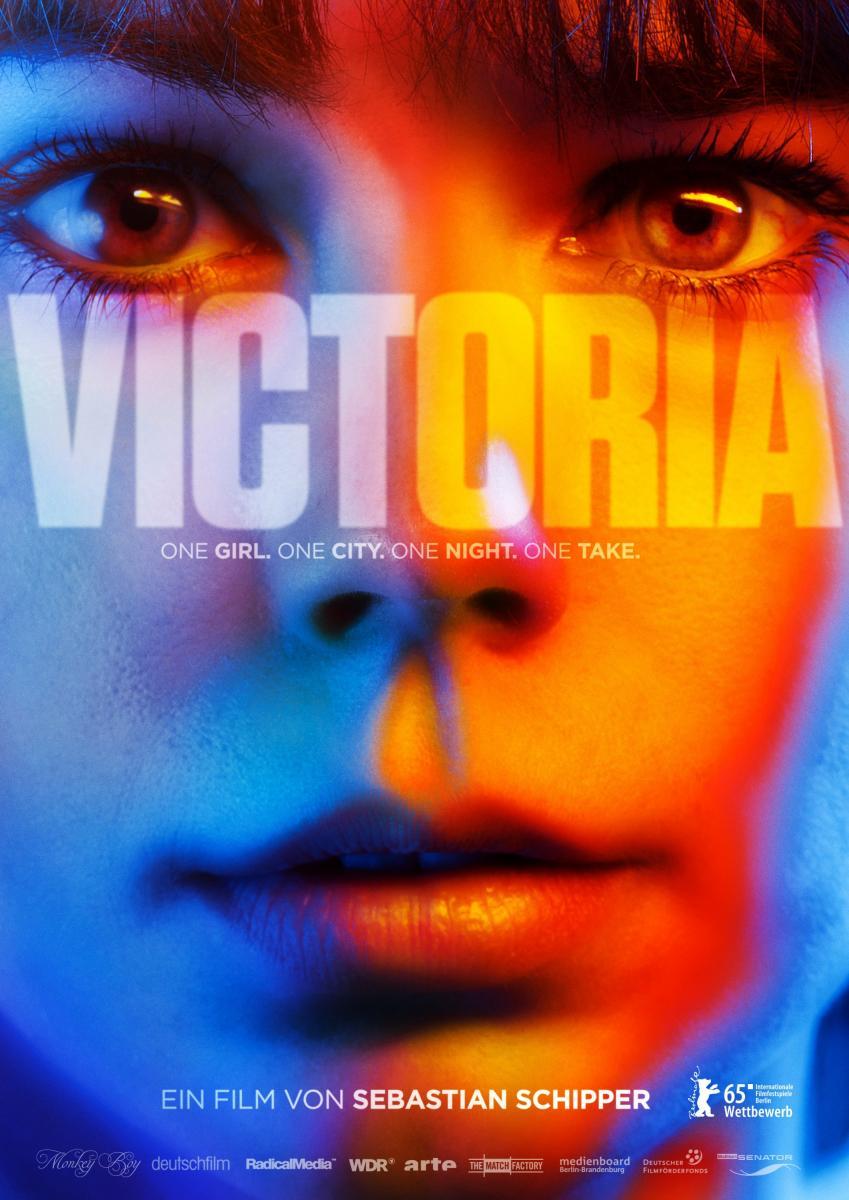 Póster de Victoria