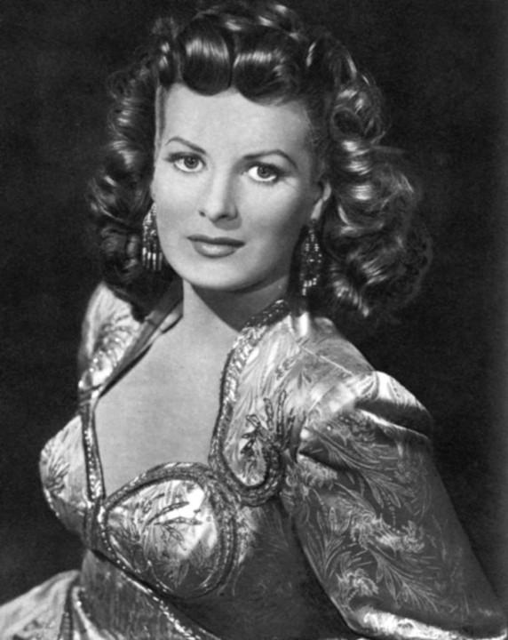 Muere la actriz Maureen O'Hara