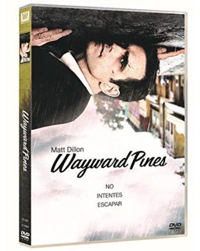 Carátula DVD de Wayward Pines