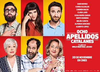 ¿Quieres un póster firmado de Ocho Apellidos Catalanes?