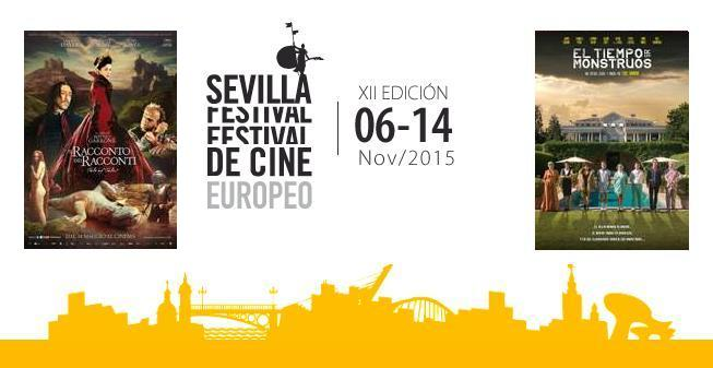 Festival de cine europeo de Sevilla día 2