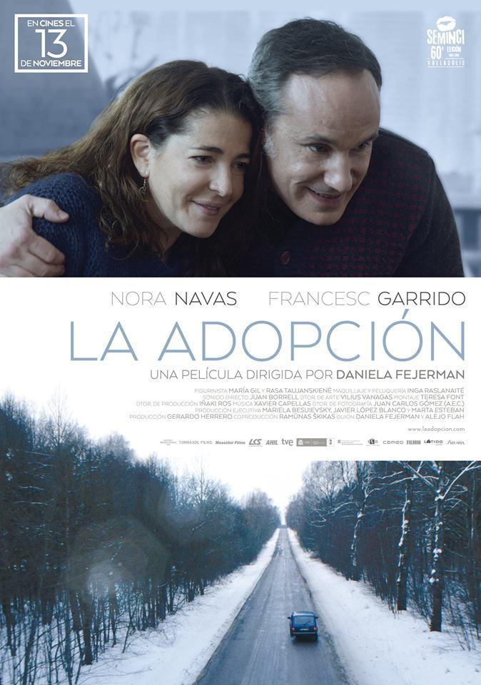 Póster de La Adopción
