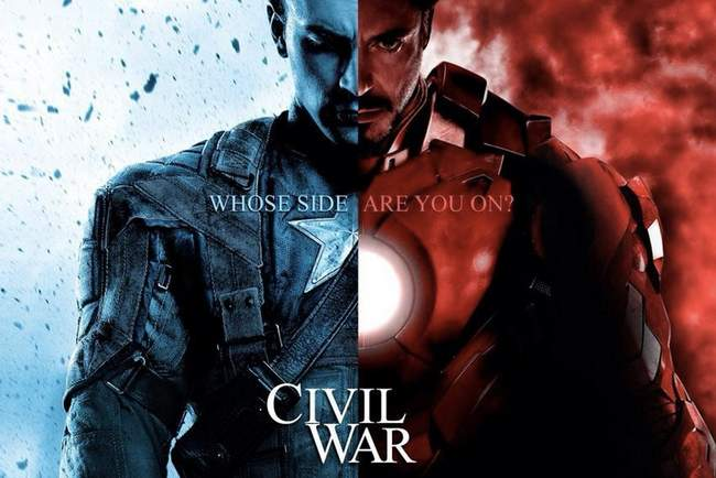 Trailer de Capitán América: Civil War