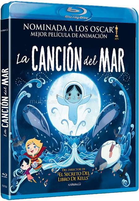 Estreno Blu-ray de La Canción del Mar