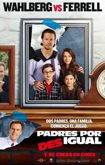 Trailer en español de Padres por desigual