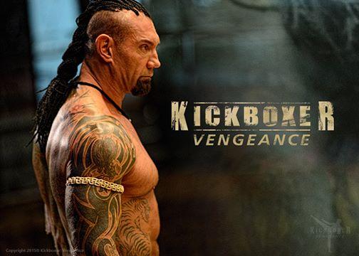 Dave Bautista remake de Kickboxer