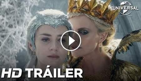 Trailer de El Cazador y la Reina de Hielo